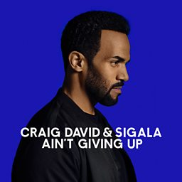 Ain't Giving Up (feat. Sigala)