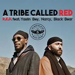 R.E.D. (feat. Yasiin Bey, Narcy & Black Bear)