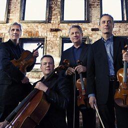 Non troppo lento (Quartet for strings no. 4 (Sz. 91), 4th movement)
