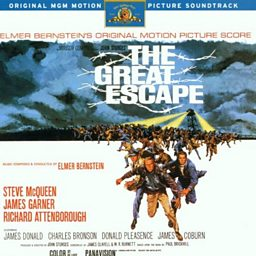 The Great Escape – Main Title