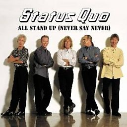 All Stand Up (Never Say Never)