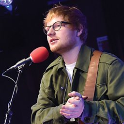 Castle On The Hill (BBC Radio 1 Live Lounge, 21st Feb 2017)