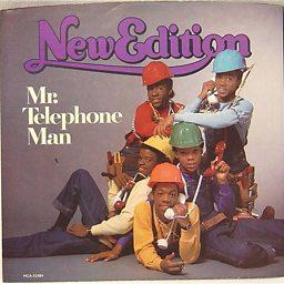 Mr Telephone Man