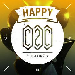 Happy (feat. Derek Martin)