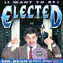 (I Want To Be) Elected (feat. Bruce Dickinson)