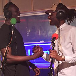 21 Gun Salute (1Xtra Live Lounge, 27 March 2017) (feat. Wretch 32)
