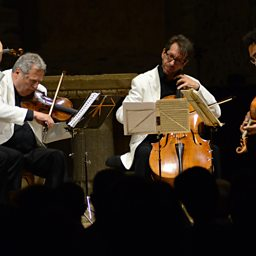 Italian Serenade for string quartet