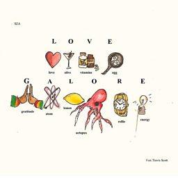 Love Galore (feat. Travis Scott)