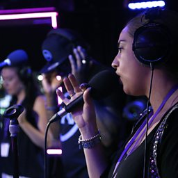 Flowers (1Xtra Live Lounge, 28 July) (feat. Sweet Female Attitude & The House & Garage Orchestra)