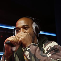 Bouncing Flow (1Xtra Live Lounge, 28 July)
