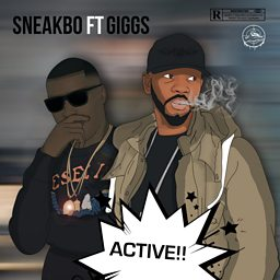 Active (feat. Giggs)