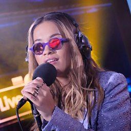 Anywhere (Radio 1 Live Lounge, 11 December 2017)