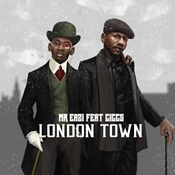 London Town (feat. Giggs)