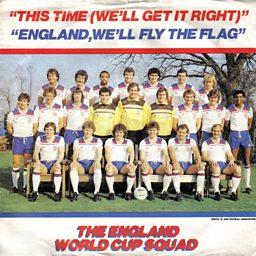 England, We'll Fly The Flag