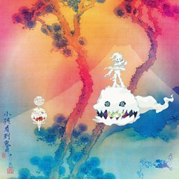 Kids See Ghosts (feat. Yasiin Bey)