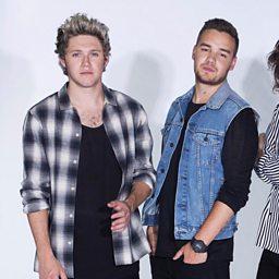 Torn (Radio 1 Live Lounge, 12th Nov 2015)