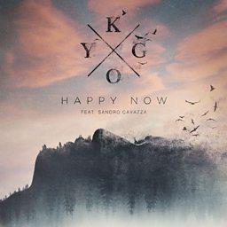 Happy Now (feat. Sandro Cavazza)