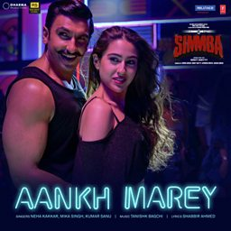 Aankh Marey (SIMMBA)