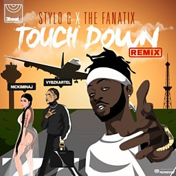Touch Down (Remix) (feat. Nicki Minaj & Vybz Kartel)