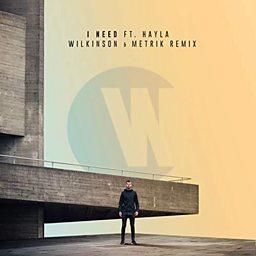 I Need (Wilkinson & Metrik Remix) (feat. Hayla)