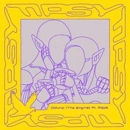 Tipsy (feat. RAYE)
