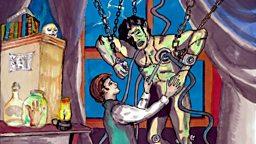 Frankenstein: Episode 2: It's alive!