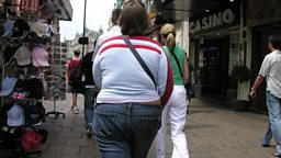 """Tight jeans may not be in your genes 你体内可能没有""""瘦基因"""""""