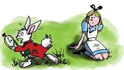 Alice in Wonderland: Part 1: Down the rabbit hole