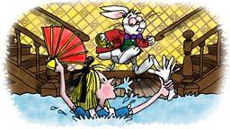 Alice in Wonderland: Part 2: The pool of tears
