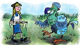 Alice in Wonderland: Part 3: The Caucus-race