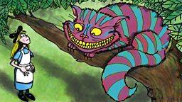Alice in Wonderland: Part 6: Pig and Pepper