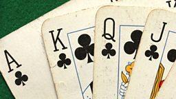 A wild card