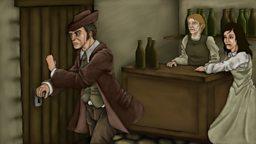 Jamaica Inn: Part 4: The horse thief