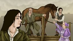 Jamaica Inn: Part 6: The horse market