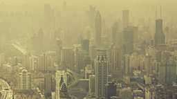 China's greenhouse gases