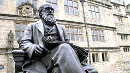 Evolution before Darwin 在达尔文提出进化论之前的人