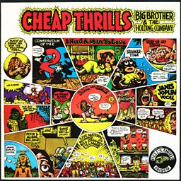 BBC Arts - BBC Arts - Phonographics: Albums covered by comic