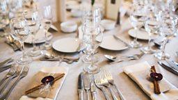 Table manners 英国餐桌礼仪(下)