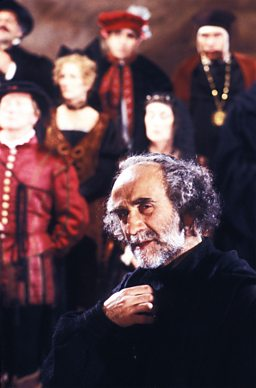 BBC Arts - Books Features - Shakespeare's Shylock: Victim or