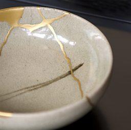 BBC Arts - Get Creative - Broken a pot? Copy the Japanese and fix it