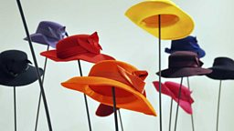 Different types of hats 各种帽子的英文说法