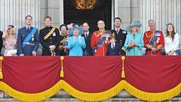 Emperor/empress 和 king/queen 的区别