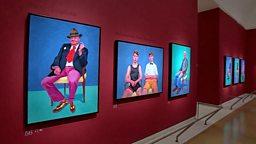 Brexit and Hockney's art 英国脱欧公投后进展,大卫·霍克尼艺术展