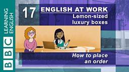 Lemon-sized luxury boxes