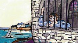 Frankenstein: Episode 8: Jail time
