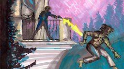 Frankenstein: Episode 9: The wedding night