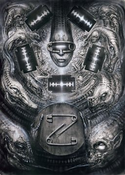 BBC Arts - BBC Arts - Alien monsters: The terrifying ... H.r. Giger Art Sexual