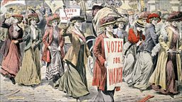 Women's right to vote