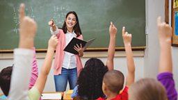 """区分五个和""""教""""有关的近义词"""