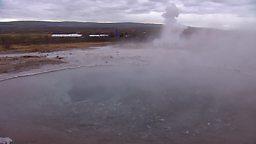 "Volcanic power and a virtual wife 冰岛火山能源、日本公司研发""虚拟妻子"""